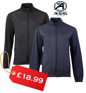Ahead AE16 Golf Outwear Black or Navy