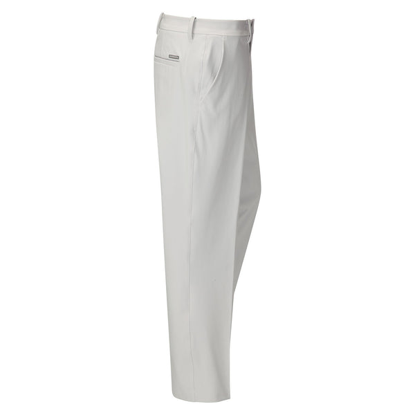 Ashworth Performance Solid Stretch Flat Front Golf Trousers