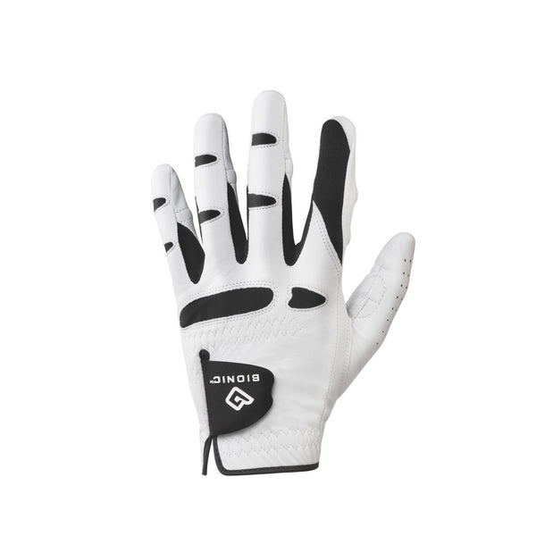 Bionic Stable Grip Mens Leather Single Golf Glove
