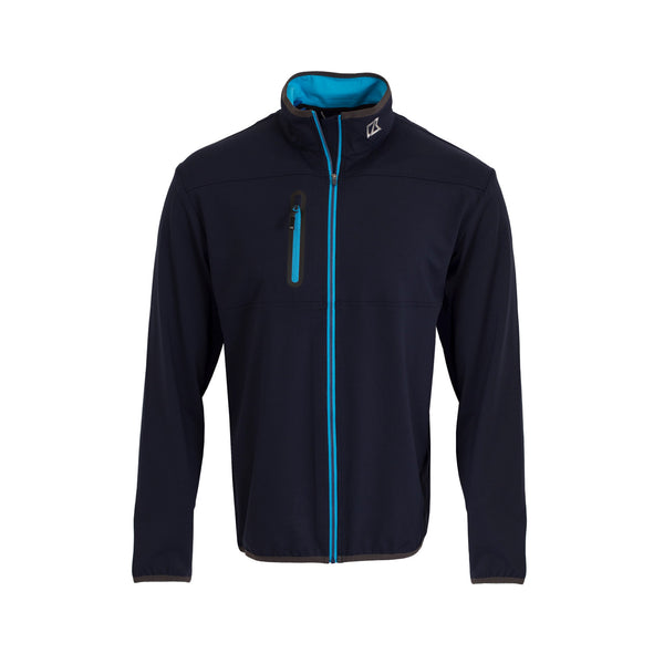 Cutter & Buck Montana Full Zip Performance Mid Layer