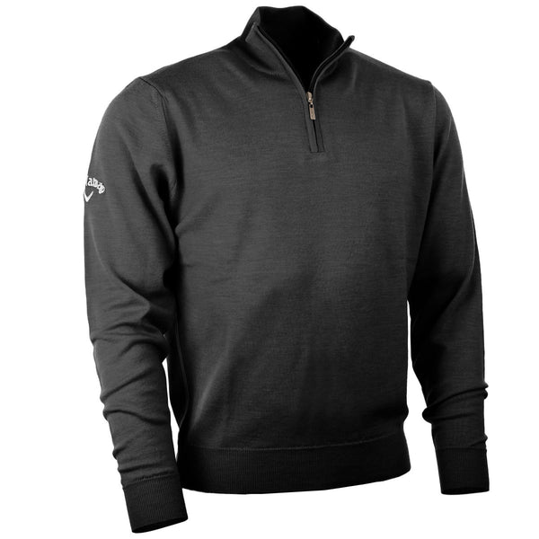 Callaway 1/4 Zip Merino Wool Golf Sweater CGGF4080