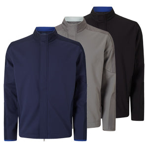 Callaway Soft Shell Full Zip Thermal Jacket