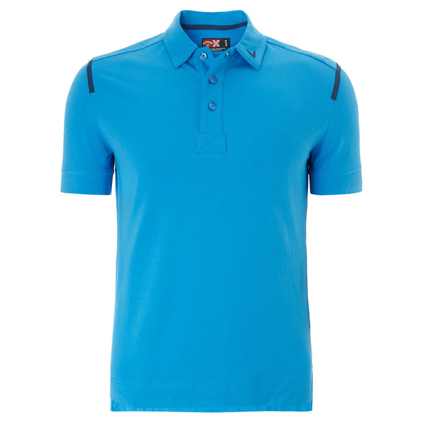 Callaway Cotton Stretch Golf Polo Shirt