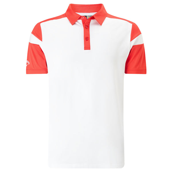 Callaway Colour Block Golf Polo Shirt