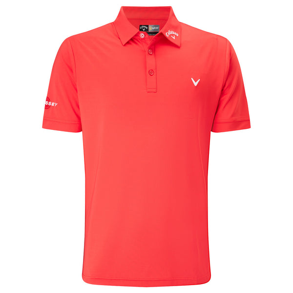 Callaway Opti Vent Tour II Golf Polo Shirt
