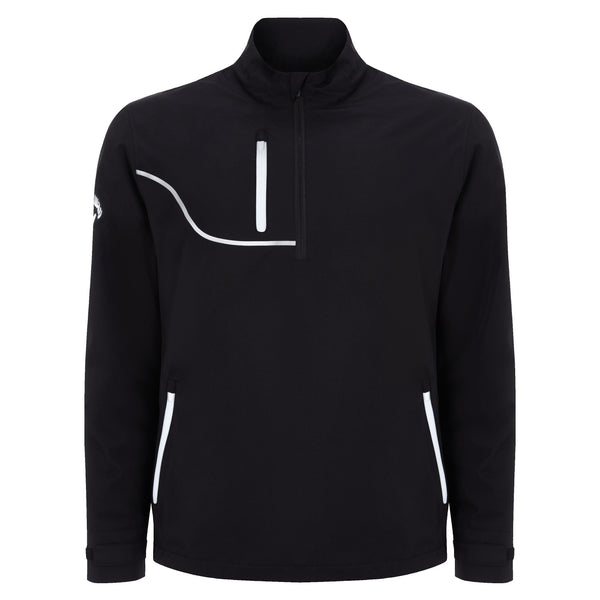Callaway Gust 3.0 1/4 Zip Long Sleeve Wind Jacket