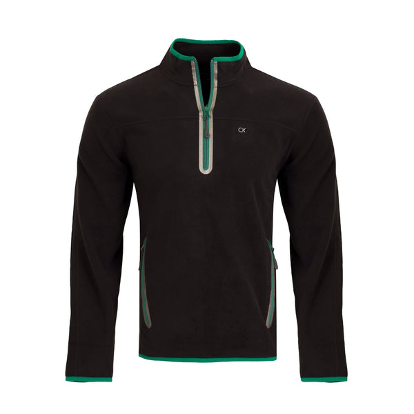 Calvin Klein Half Zip Tech Golf Fleece Pullover