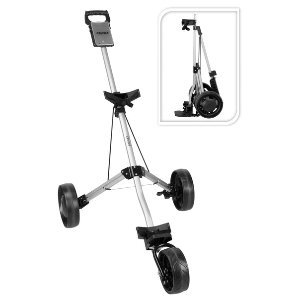 Cruiser TW4 3 Wheel Folding Golf Trolley