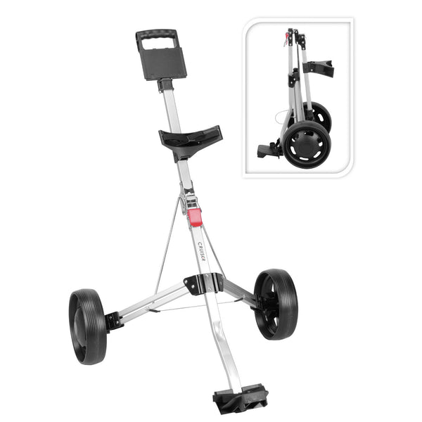 Cruiser TW1 2 Wheel Golf Trolley