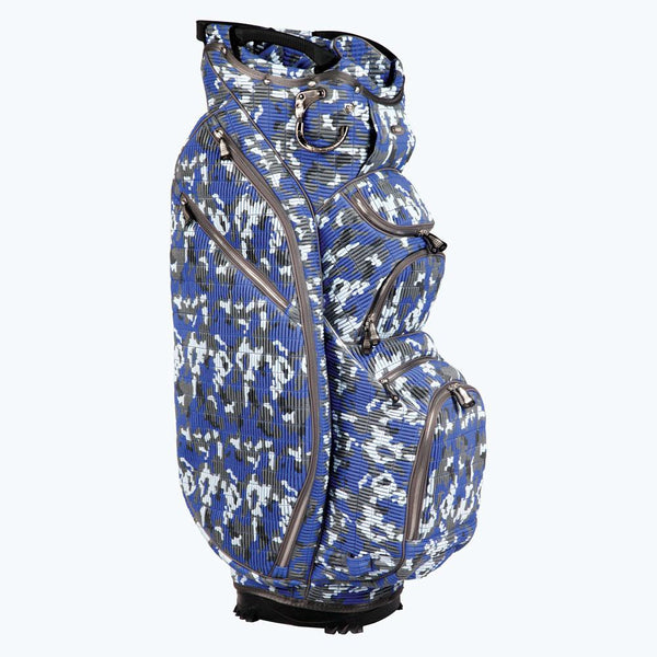 OUUL Ocean Camo 15 Way Cart Bag