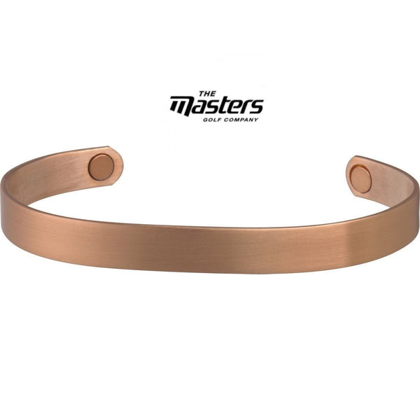 Masters Magnetic Copper Bracelet