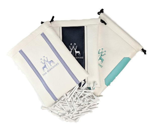Berkshire Accessories Bag Incl 100 Wooden Tees