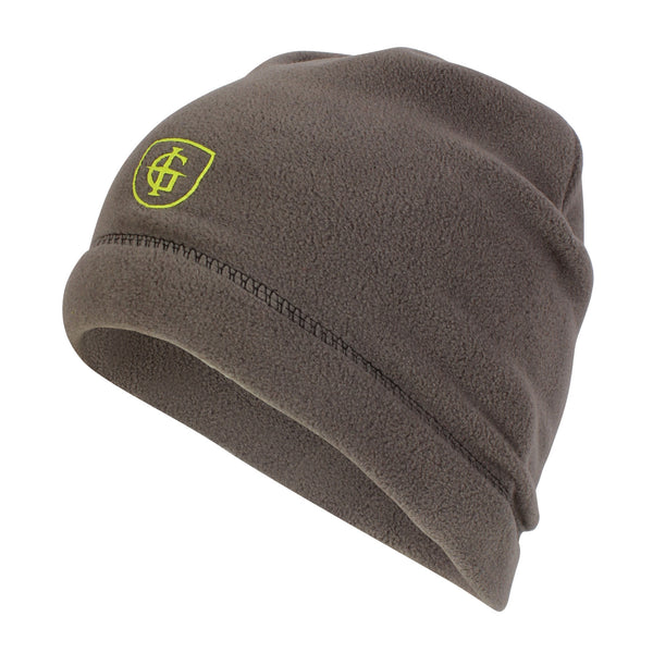 Island Green Fleece Lined Beanie Hat