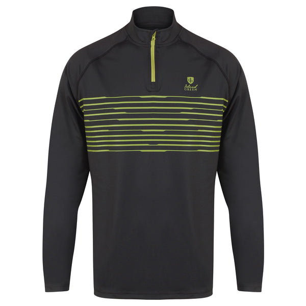 Island Green 1/4 Zip Midlayer Golf Pullover