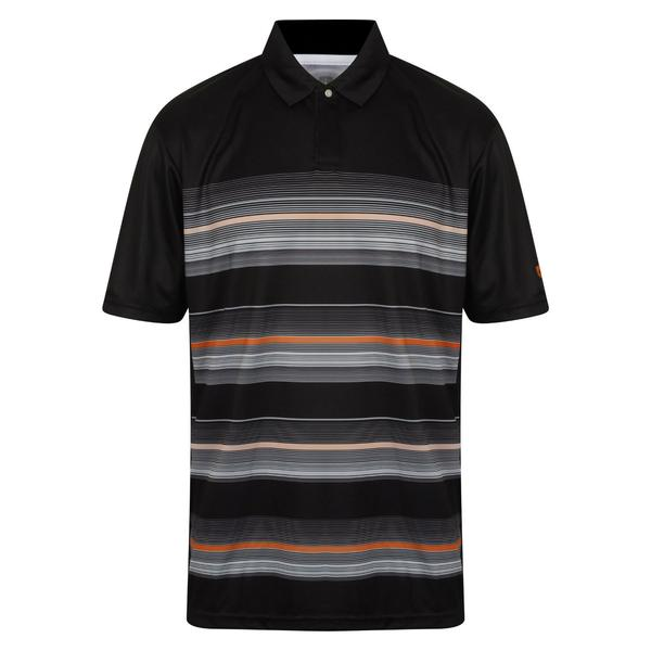 Island Green Mens Coolpass Golf Polo Shirt IGTS1642