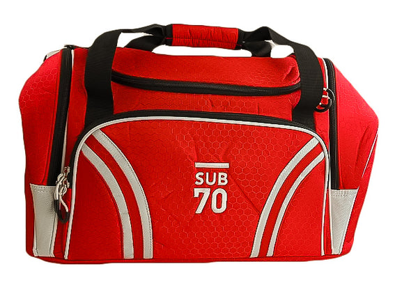 Sub70 Tour Carry Holdall Bag Black Or Red