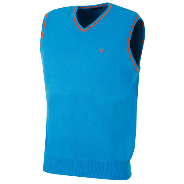 Island Green Mens Sleeveless Golf Slipover IGKNT1666