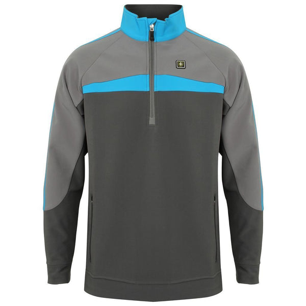 Island Green Long Sleeve Softshell Mens Golf Jacket