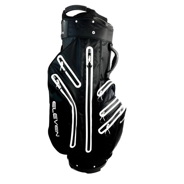 Eleven Golf Deluxe Waterproof Golf Cart Bag
