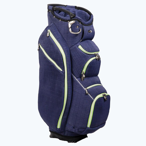 Ouul Ribbed 15 Way Cart Bag Navy