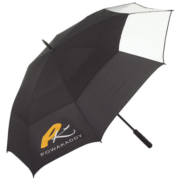 PowaKaddy Clear View Golf Umbrella