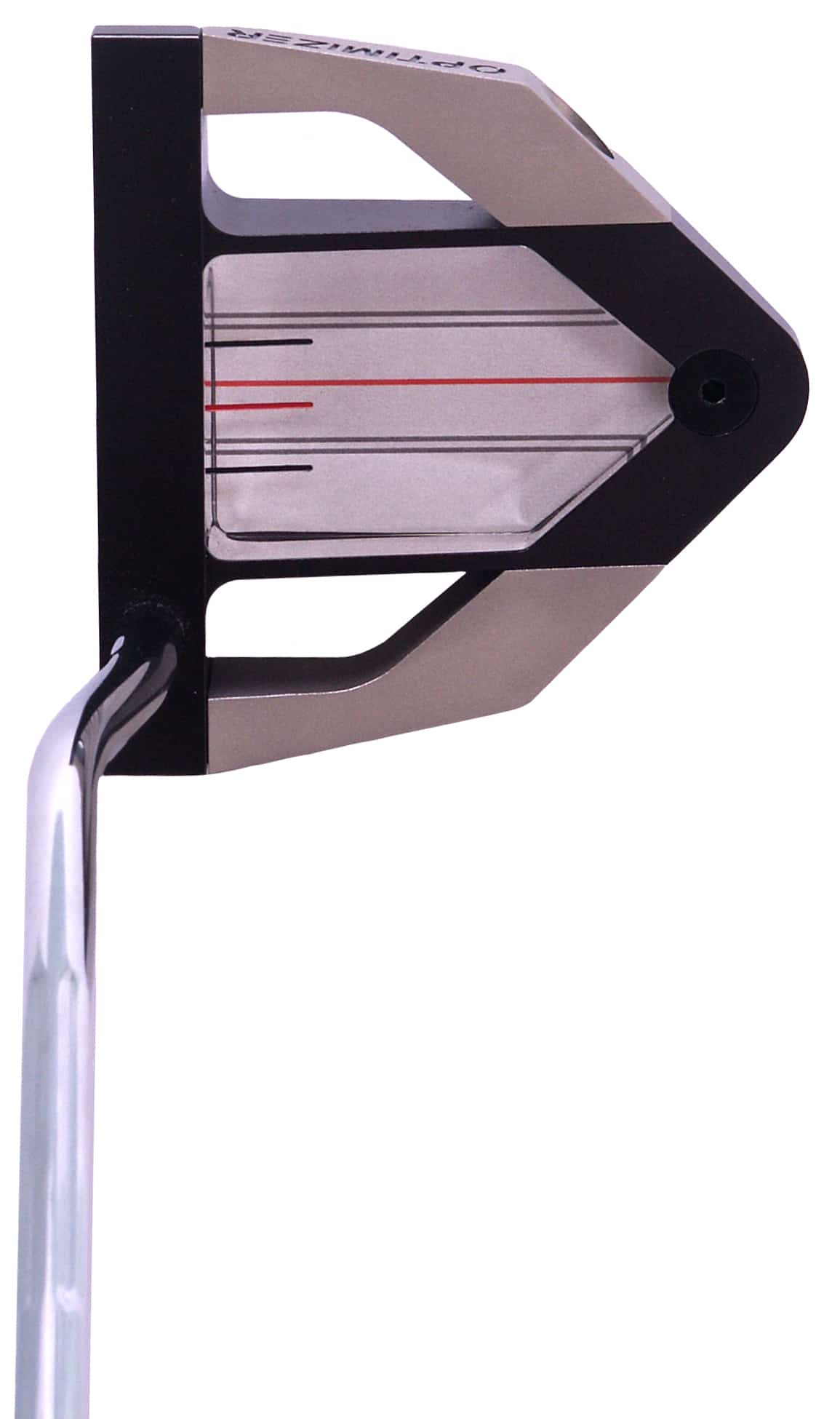 New Optimizer Putter - 3-D prism Technology - Hole more putts