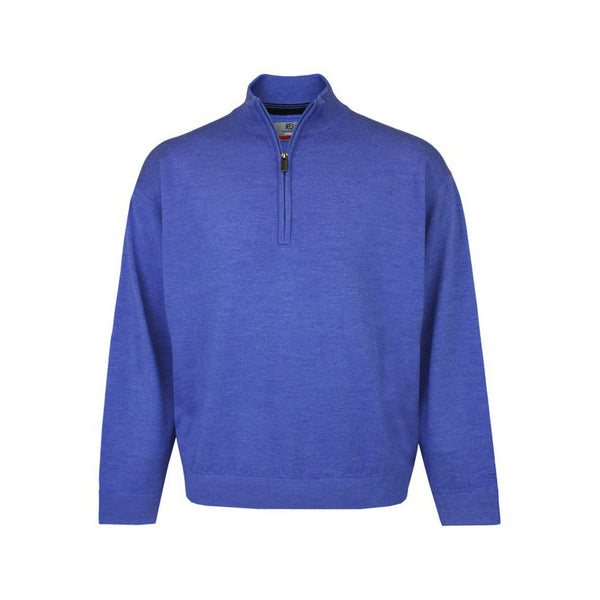 Proquip Half Zip Merino Mens Golf Sweater