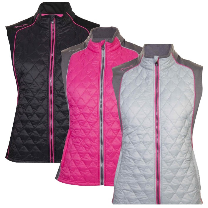 ProQuip Ava  Ladies Therma Tour Quilted Gilet