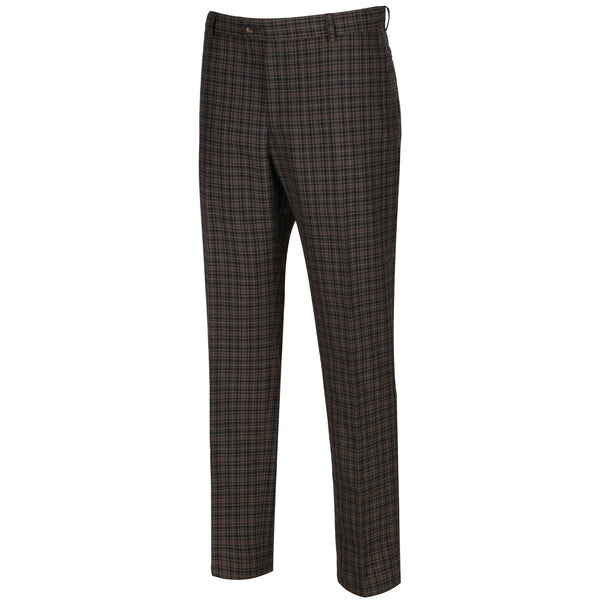 Stromberg James Check Mens Golf Trousers