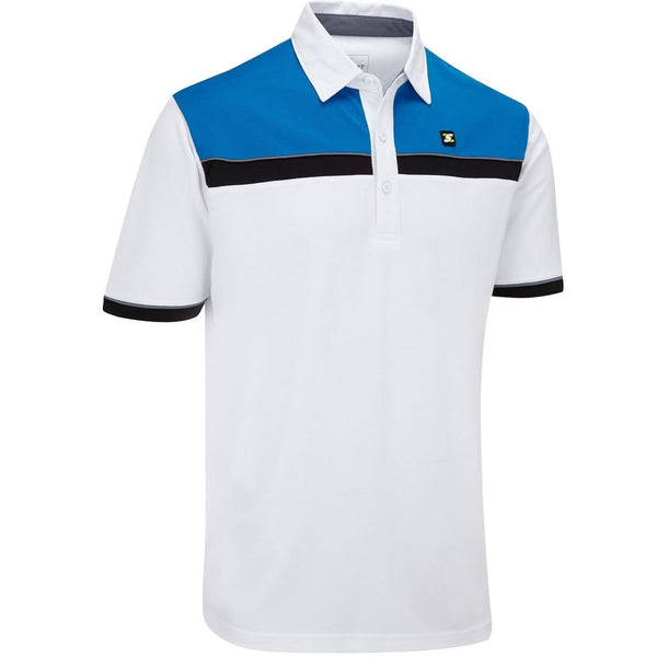 Stuburt Urban Block Mens Golf Polo Shirt