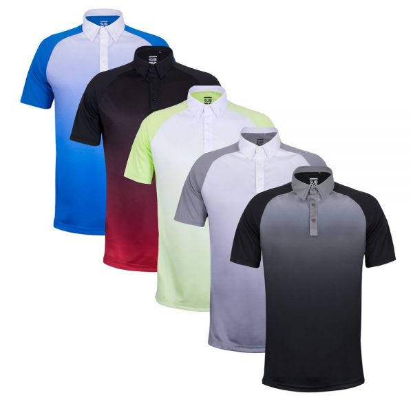 Sub70 Wentworth Performance Polo Shirt + FREE Carry Case