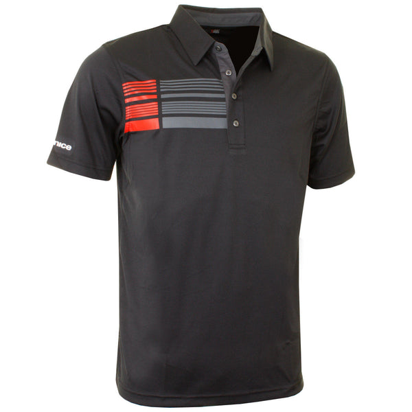 Sunice Dexter X-Static Mens Golf Polo Shirt