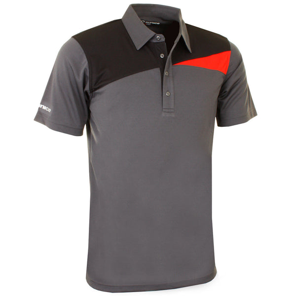 Sunice Mason Coolite X-Static Golf Polo Shirt
