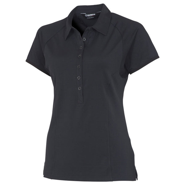 Sunice Roxanne Print Ladies Golf Polo Shirt