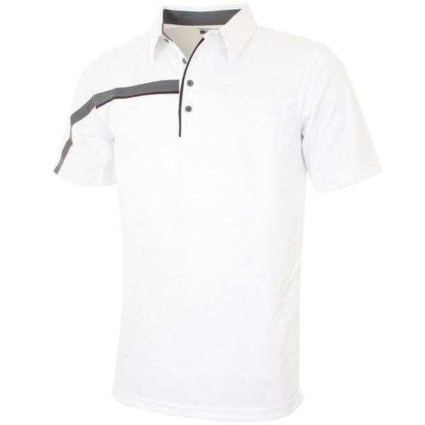 Sunice Andrew X-Static Mens Golf Polo Shirt