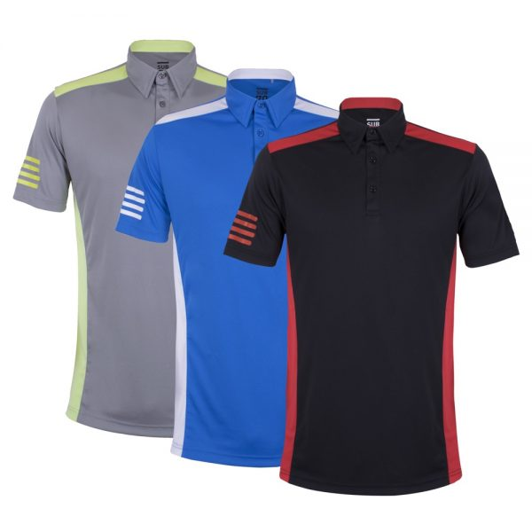 Sub70 Sunningdale Performance Polo Shirt + FREE Carry Case