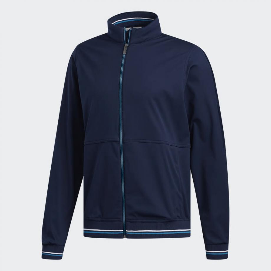 Adipure Kinetic Wind Jacket Collegiate Navy – Adidas Mens
