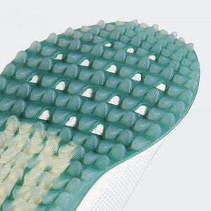 LIMITED EDITION Crossknit DPR Golf Shoes White Green