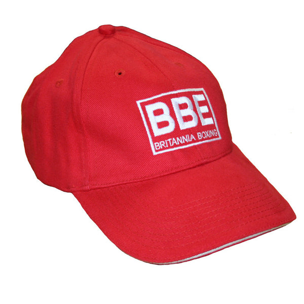 York Fitness BBE Boxing Baseball Cap BBE199 - Red