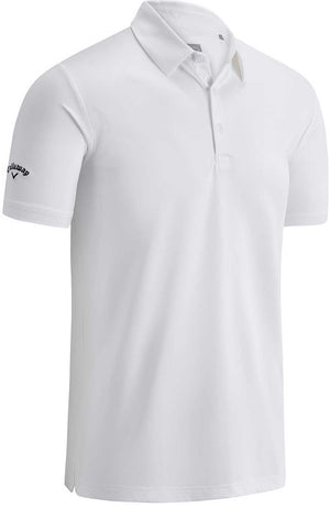 Callaway Mens Hex Opti Stretch Polo Shirt