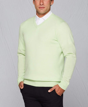 Callaway Golf Tour Authentic Cashmere V-Neck Sweater