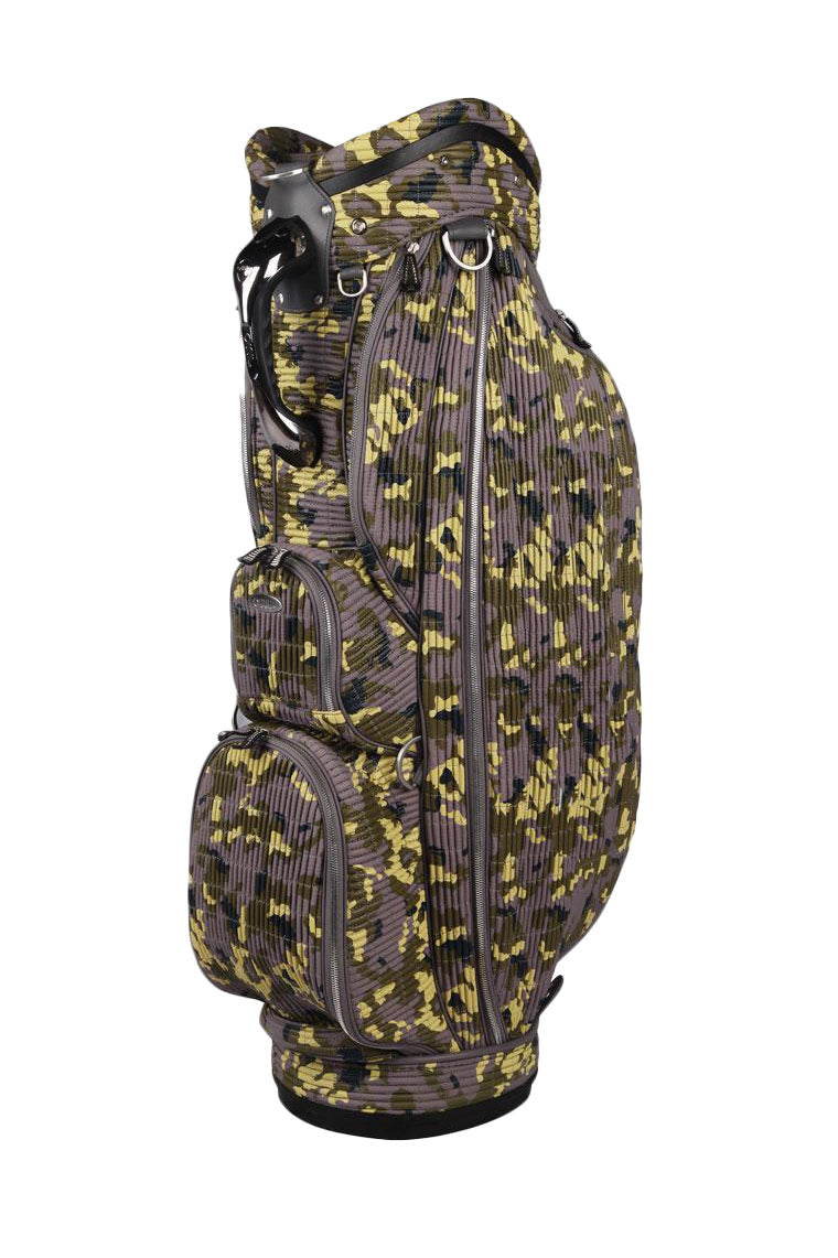 OUUL Camo 'A'  Tour Staff Cart Bag Frog Camo