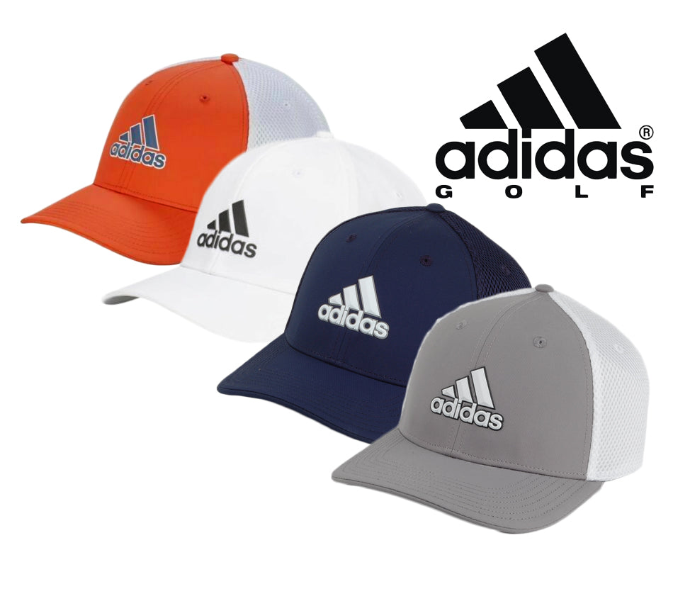 adidas A-Stretch Badge of Sport Golf Cap