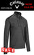 Callaway Mens Dual Action Heathered Golf Fleece Grey