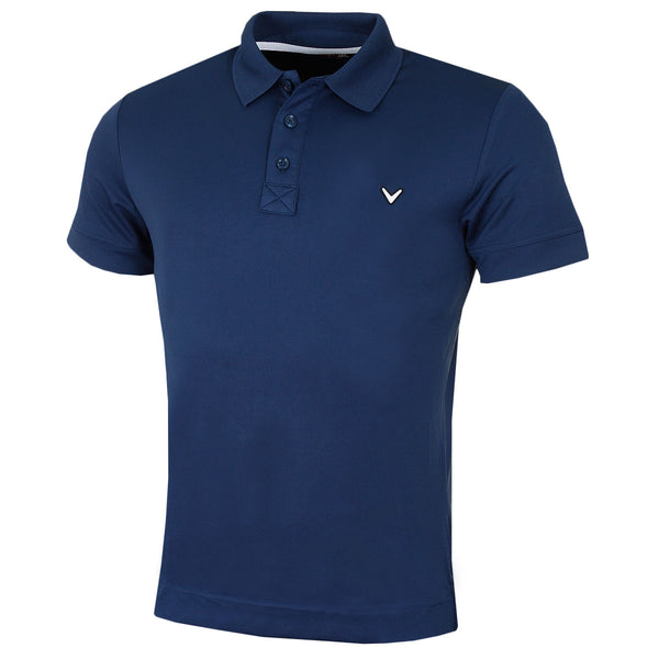 Callaway Golf  X Range Solid Mens Golf Polo