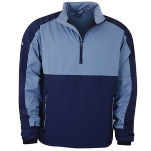 Callaway Golf Mens 2020 Golf 1/2 Zip Block Water Resistant Wind Jacket