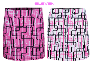 Eleven Ladies Golf Daisy-May Printed Skort Free Holdall