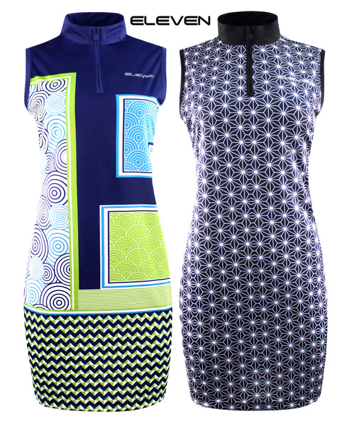 Eleven Ladies 2020 Golf  Sleeveless Stretch Dress