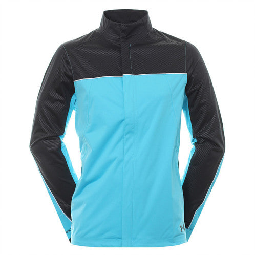 Under Armour Golf Storm Waterproof Jacket Blue  1344085