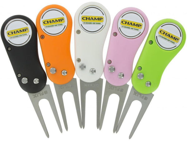 Champ Flix Collapsible Divot Repair Tool